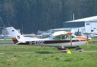 D-EDQC @ EDNY - Reims / Cessna F.182Q Skylane at Friedrichshafen airport during the AERO 2010 - by Ingo Warnecke