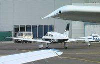 D-EIFN @ EDNY - Piper PA-28-181 Archer II at Friedrichshafen airport - by Ingo Warnecke