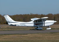 G-TPSL @ EGLK - TAXYING TO THE PUMPS - by BIKE PILOT