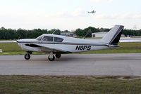 N8PS @ LAL - Piper PA-24