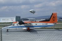 D-CAWI @ EDNY - Dornier Do 228-101 (formerly 'POLAR 2' operated by the German polar research institute (Alfred Wegener Institut)) standing outside the Dornier-Museum to be sold in May 2010. Before it had been exhibited at the Dornier Museum for some months. - by Ingo Warnecke