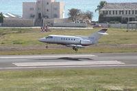 N65CE @ TNCM - N65CE landing at TNCM runway 10 - by Daniel Jef