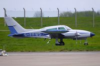 G-FFWD @ EGNX - Cessna 310R at East Midlands
