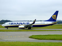 EI-DWW @ EGPH - Ryanair B738 Taxiing to runway 06 - by Mike stanners