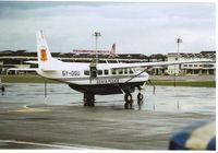 5Y-GSU @ MOMBASA - Mombasa Airport 15.4.2010 - by Andreas Seifert