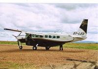 5Y-LEO @ OLKIOMBO - Olkiombo Airfield(Kenya)16.4.2010 - by Andreas Seifert