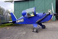 G-MYKZ @ EGBO - at Wolverhampton on 2010 Wings and Wheels Day