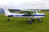 G-GFIC @ EGBO - at Wolverhampton on 2010 Wings and Wheels Day
