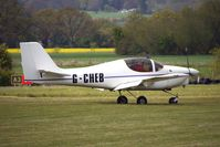 G-CHEB @ EGBO - EUROPA  at Wolverhampton on 2010 Wings and Wheels Day