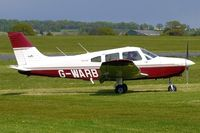 G-WARB @ EGBO - 1998 New Piper Aircraft Inc PIPER PA-28-161 at Wolverhampton on 2010 Wings and Wheels Day