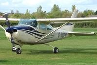 G-BOPH @ EGBD - 1979 Cessna CESSNA TR182 at Derby Eggington