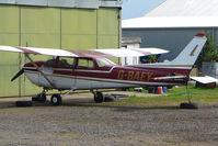 G-BAEY @ EGBD - 1972 Reims Aviation Sa CESSNA F172M at Derby Eggington