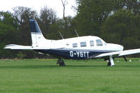 G-YSTT @ EGBM - 1996 New Piper Aircraft Inc PIPER PA-32R-301 at Tatenhill