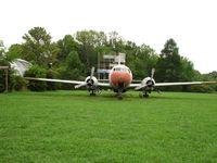 N1178Q - Convair T-29B N1178Q (51-5145) Mercer Air Museum - by James Hillwig