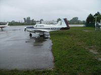 N5611Q @ KVLL - At Troy - Oakland Airport - by James Hillwig