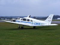 G-CBKR photo, click to enlarge