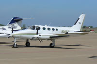 N340LD @ AFW - At Fort Worth Alliance Airport
