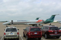 N17169 @ AFW - At Fort Worth Alliance Airport - In town for NASCAR - by Zane Adams