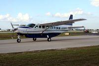 N208PR @ LAL - Cessna 208B
