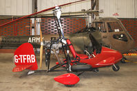 G-TFRB photo, click to enlarge