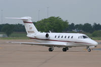 N400RE @ AFW - At Fort Worth Alliance Airport - In town for NASCAR
