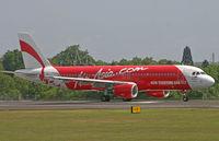 9M-AFU @ WADD - Air Asia - by Lutomo Edy Permono