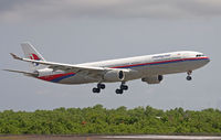 9M-MKI @ WADD - Malaysian Airlines - by Lutomo Edy Permono
