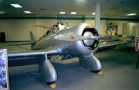 N14324 - Cunningham-Hall GA-36 at the Niagara Aerospace Museum, Niagara Falls NY - by Ingo Warnecke