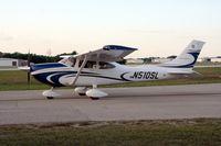 N510SL @ LAL - Cessna 182