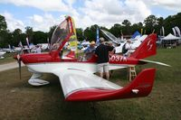 N1037K @ LAL - Gobosh 700S - by Florida Metal