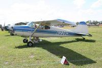 N1228D @ LAL - Cessna 170A - by Florida Metal