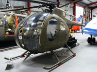 67-16506 @ X2WX - at The Helicopter Museum, Weston-super-Mare - by Chris Hall