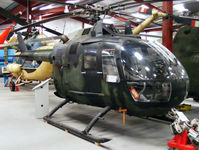 81 00 @ X2WX - at The Helicopter Museum, Weston-super-Mare - by Chris Hall