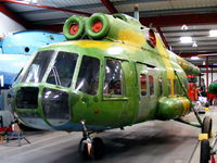 10618 @ X2WX - Mil Mi-8 at The Helicopter Museum, Weston-super-Mare - by Chris Hall