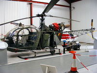 A-41 @ X2WX - at The Helicopter Museum, Weston-super-Mare - by Chris Hall