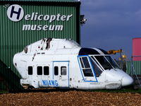 N114WG @ X2WX - at The Helicopter Museum, Weston-super-Mare - by Chris Hall