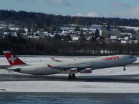 HB-JMB @ LSZH - ON TAKE OFF FROM RUNWAY 34 - by edd