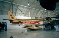 23651 - North American (Canadair) F-86E Sabre Mk.6 at the Canadian Warplane Heritage Museum, Hamilton Ontario - by Ingo Warnecke