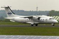 D-CIRI @ EDDR - Cirrus Do328-110 leaves the runway