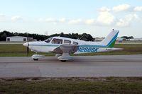 N2886K @ LAL - Piper PA-28-181