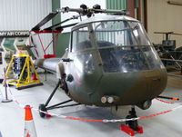 XL811 @ X2WX - at The Helicopter Museum, Weston-super-Mare - by Chris Hall