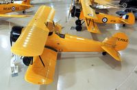 C-FDLC - Fleet 21K at the Canadian Warplane Heritage Museum, Hamilton Ontario - by Ingo Warnecke