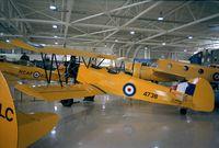 C-FFUI - Fleet 16B Finch at the Canadian Warplane Heritage Museum, Hamilton Ontario - by Ingo Warnecke