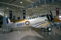 CF-CWZ - North American NA-64 Yale at the Canadian Warplane Heritage Museum, Hamilton Ontario