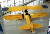 41-8621 - Stearman PT-17 (shown here in the markings of FK107 of the RCAF) at the Canadian Warplane Heritage Museum, Hamilton Ontario - by Ingo Warnecke