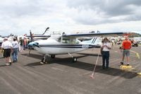 N3311S @ LAL - Cessna 210J