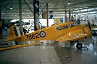 CF-FGF - Cessna T-50 Crane Mk.1 at the Canadian Warplane Heritage Museum, Hamilton Ontario - by Ingo Warnecke