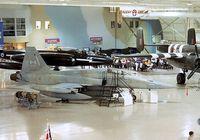 116757 - Northrop (Canadair) CF-5A at the Canadian Warplane Heritage Museum, Hamilton Ontario - by Ingo Warnecke