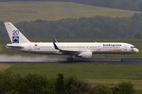 TC-SNB @ EDDR - take off run RW09