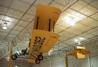 N10362 - Curtiss Pusher (replica) at the Glenn H Curtiss Museum, Hammondsport NY